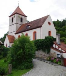 Bild / Logo Evang.-Luth. Kirchengemeinde Weißenbronn