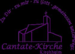 Bild / Logo Cantate-Kirche Kirchheim