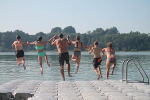 JugendCamp am Abtsdorfer See