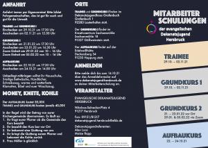 Grundkurs 2 (Wochenende und 2x digital)