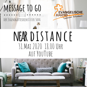message to go - der Jugendgottesdienst fürs Sofa