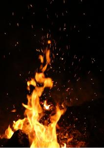 Feuerküche - St. Martin