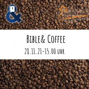 Bible& Coffee
