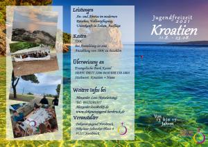 Jugendfreizeit Kroatien