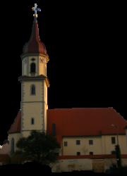 Bild / Logo Evang.-Luth. Pfarramt Röckingen mit Fürnheim