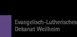 Bild / Logo Evang.-Luth. Dekanat Weilheim