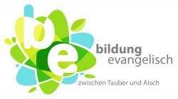 Bild / Logo Bildung evangelisch zwischen Tauber und Aisch e.V. - Dekanat Rothenburg