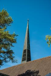 Bild / Logo Trinitatiskirche Oberschleißheim