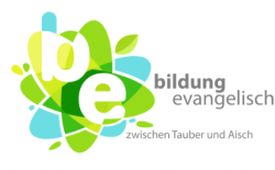 Bild / Logo Bildung evangelisch zwischen Tauber und Aisch - Sitz im Wildbad Rothenburg