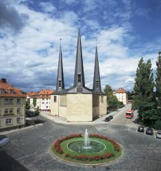 Bild / Logo Kirchengemeinde Bayreuth-Christuskirche