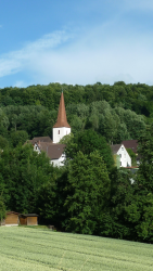 Bild / Logo Evang.-Luth. Kirchengemeinde Kirchrüsselbach