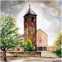 Bild / Logo St. Johannes Hof