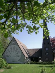Bild / Logo Pfronten - Auferstehungskirche