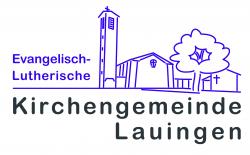 Bild / Logo Evang.-Luth. KG Lauingen