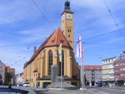 Bild / Logo Augsburg - St. Jakob (Innenstadt)