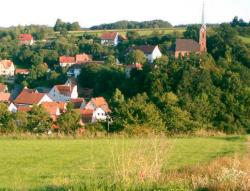 Bild / Logo Evang.-Luth. Kirchengemeinde Vestenberg