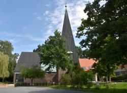 Bild / Logo Kirchengemeinde Bayreuth-Friedenskirche